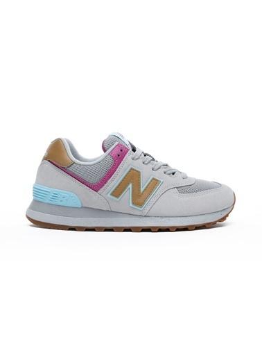 New Balance Spor Ayakkabı Gri